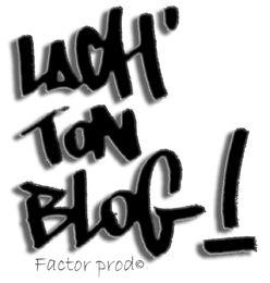 Lach' ton blog!