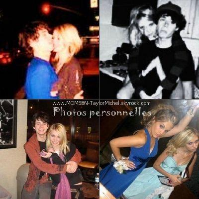 Photos personnelles de Taylor, son ex et une amie.