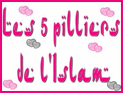 Les 5 Pilier De L'Islam