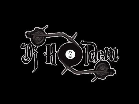 Logo Dj Holdem