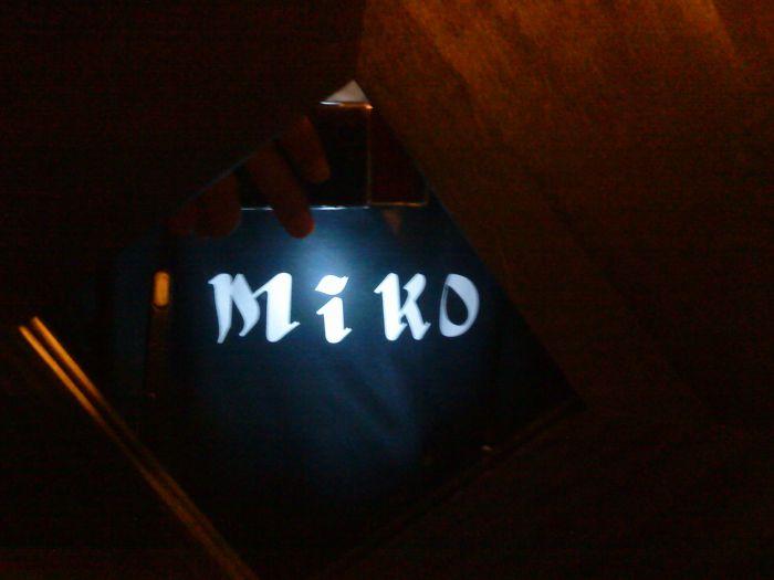 MiiKo...
