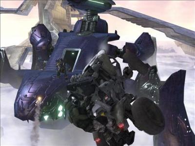 Moi dans Halo 3