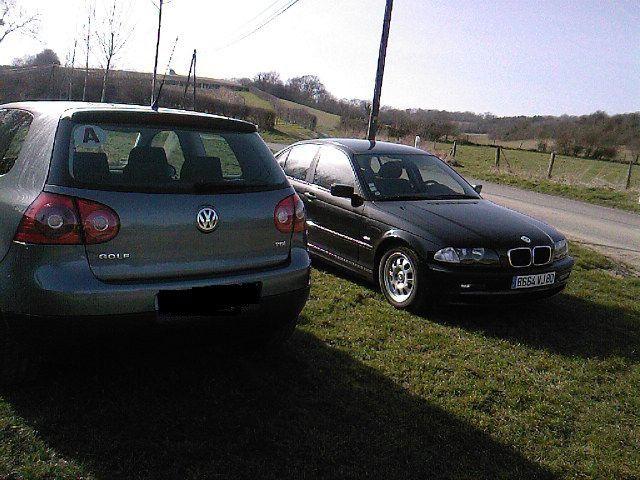 Hii hii ma voiture lai croW belle ;)