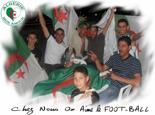 VoiLa Ma KLiiiK  RwaNda vs ALgérie