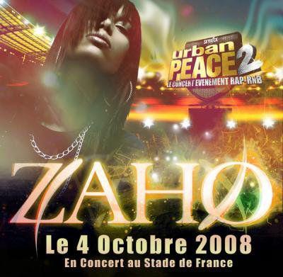 Zaho a urban peace 2