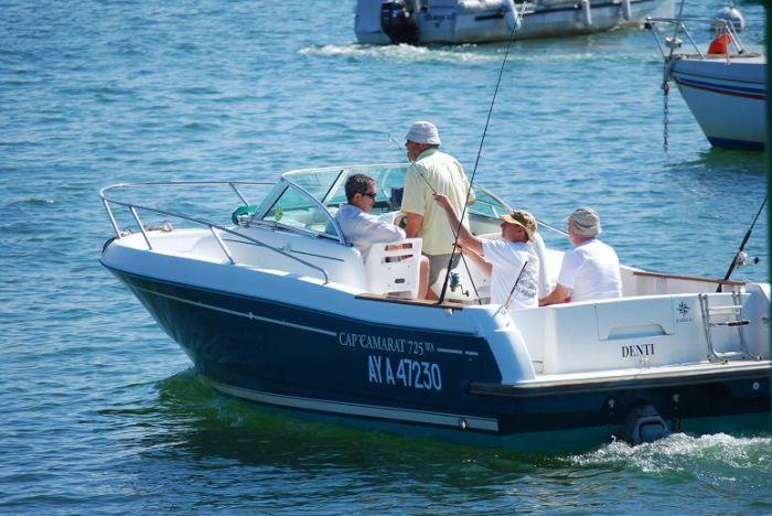 Ma deuxieme passion la pêche en mer