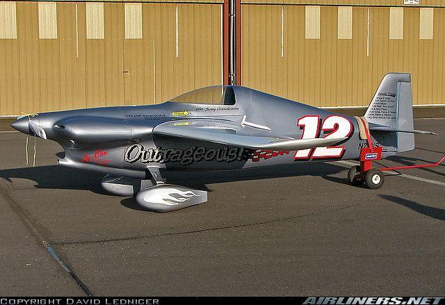 le Cassutt IIIM Racer .j'ai le plan ya pu qua