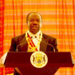 Son Excellence Ali Bongo Ondimba Président de la République