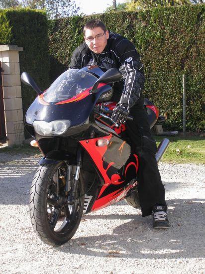 moi é ma moto