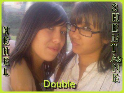 Du Berceau A La Tombe, J`te L`di Ma Double <3