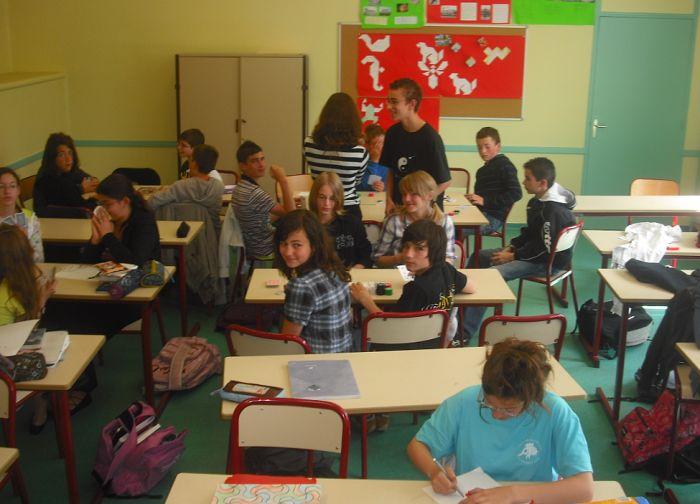 Cette classe me manque tant  ..