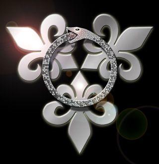 Wyrm of Lily & Ouroboros