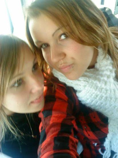 Amélie ma cherie et moi =)