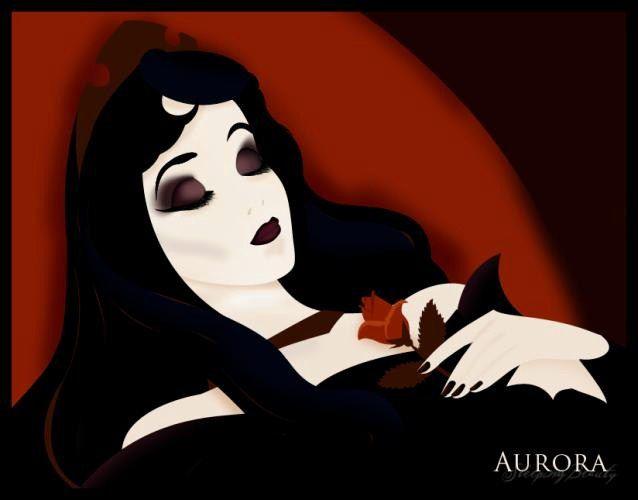 Black Sleeping Beauty
