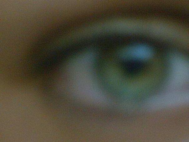 Mon oeil :)
