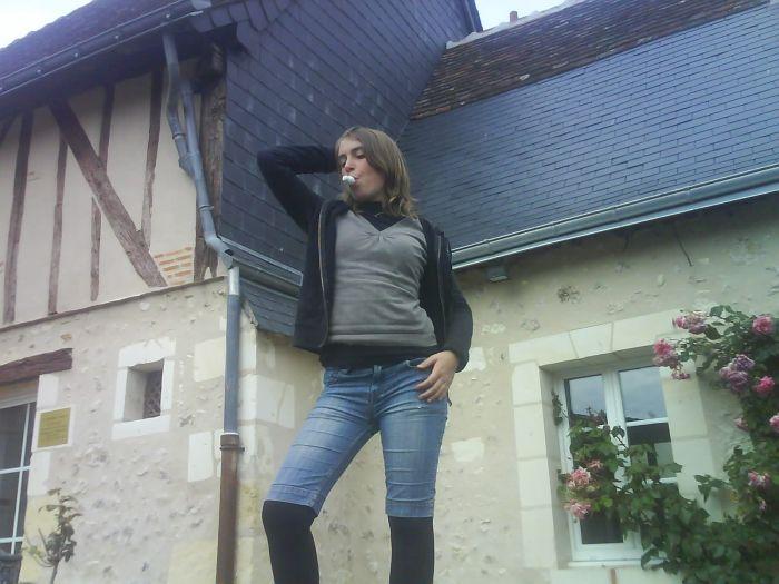 Mlle Camille jours de pluie Mdr Loveuse