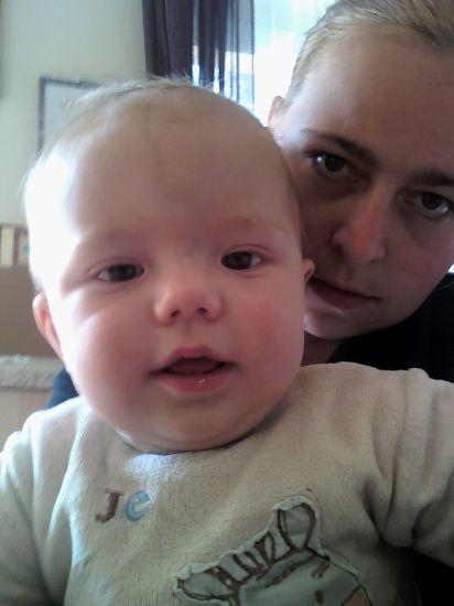 mon neveu yanathan mignon hein!