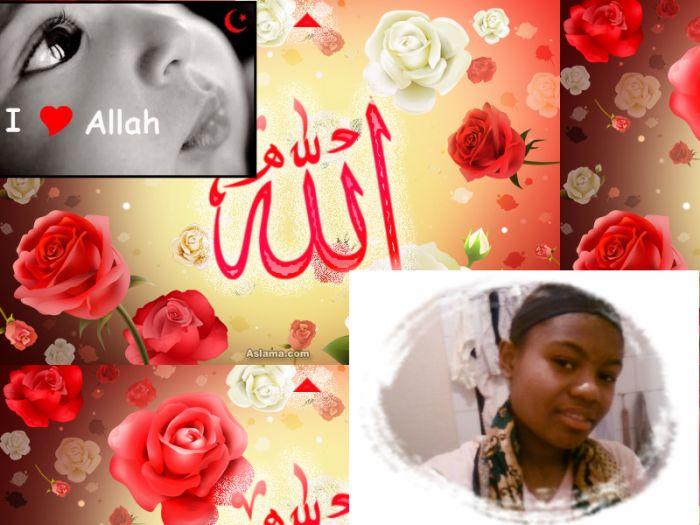 i love you allah