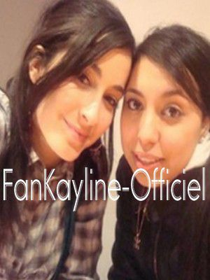 Kenza et Kayline du meme Label KarismatiK