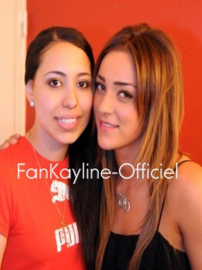 Kayline et Léa Castel