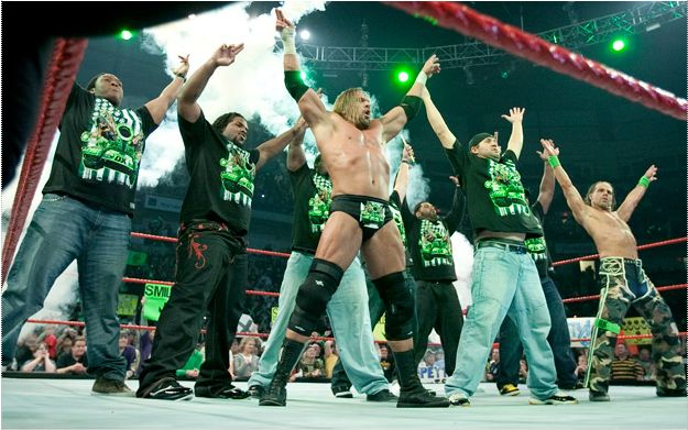 D-Generation-X With Steelers et Ben Roethlisberger !