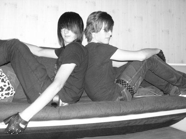 Antoine et Robinn