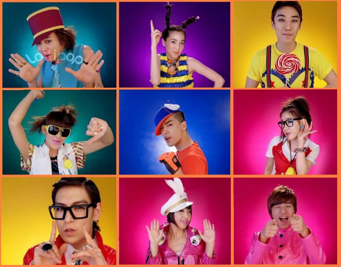 K-Pop Couple Fantasy BIGBANG s G-Dragon and 2NE1 s Dara Kpopmap