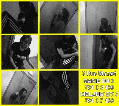 MiLiNY DU 7eme & MARiE DU 3eme ♥