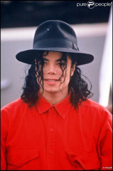 Michael jackson à Dangerous 1991