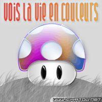 Vois la vie en couleurs !^^