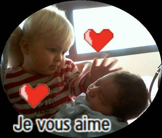 Mathéo et Lucas