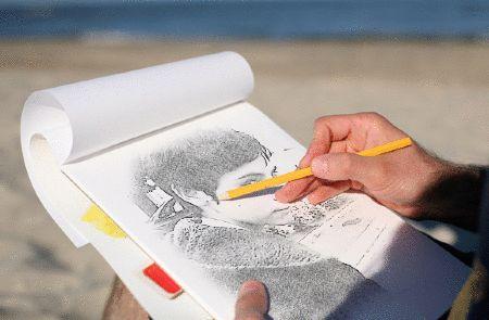 moi dessiner