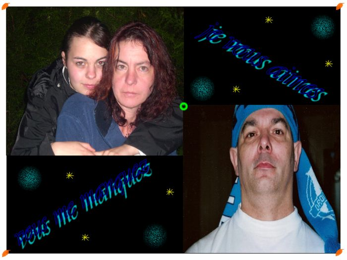 papa et maman je vous aime
