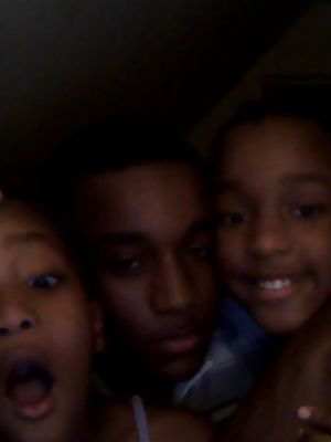 My baby and his sistas... <3