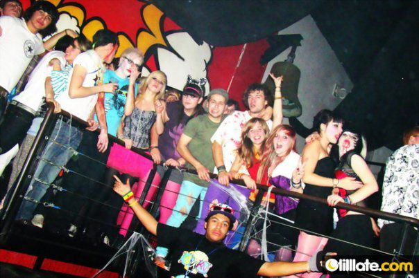 The skins partyyy
