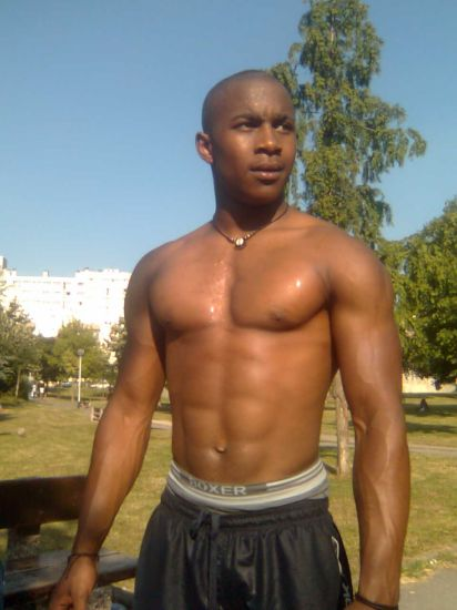 en mode musculation