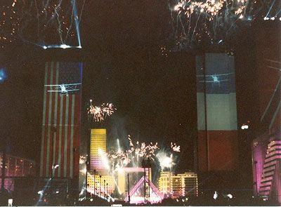 Concert Jarre à La Défense 1990: 2.5 Millions de spectateurs