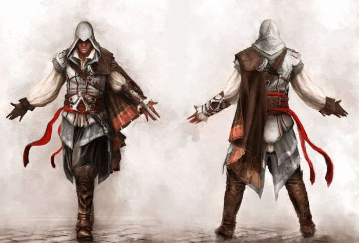 Assassin's Creed 2 - Ezio