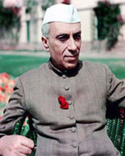 Pandit jawahar lal nehru ji first prime minister of india - Prime minister of india office address ...