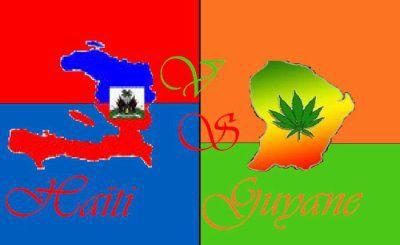 Haiti & Guyane