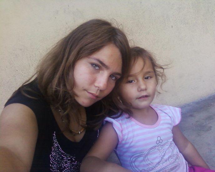 ma niece et moiii <3