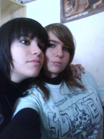 moi et ma zum'elle <3