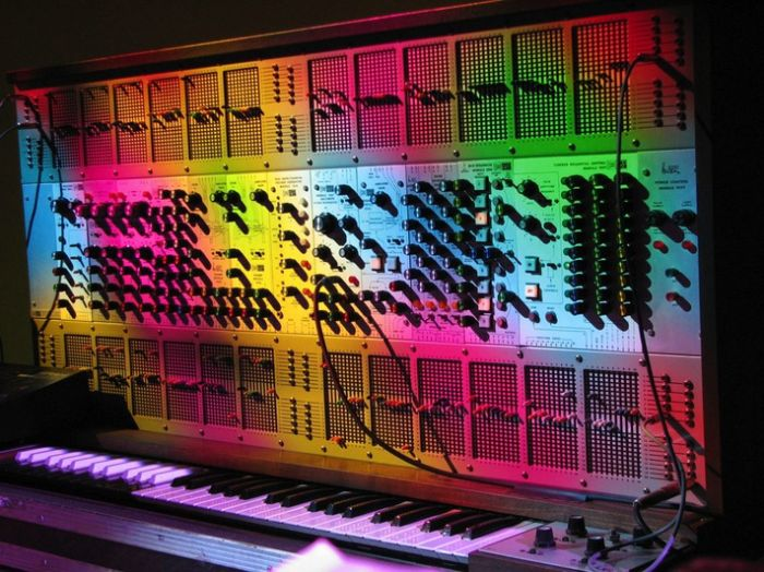 Le colossal synthétiseur modulaire ARP 2500