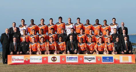 la photo de l'équipe