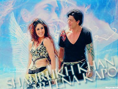 sharukh & karina