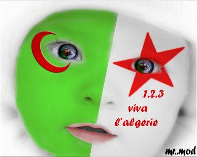 viva algerie
