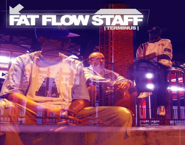 Album TERMINUS de FAT FLOW STAFF (2005).