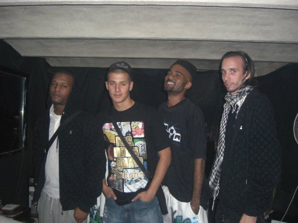 Picrate (Carpe Diem), Rital Thugg, Fily Rockfeller & Lacrymo
