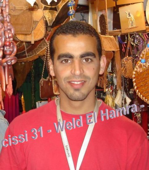 Cissi31 - Weld El Hamra -