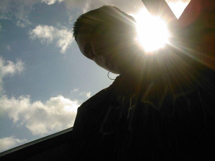 moi dans le car